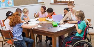 Children with Diverse Abilities