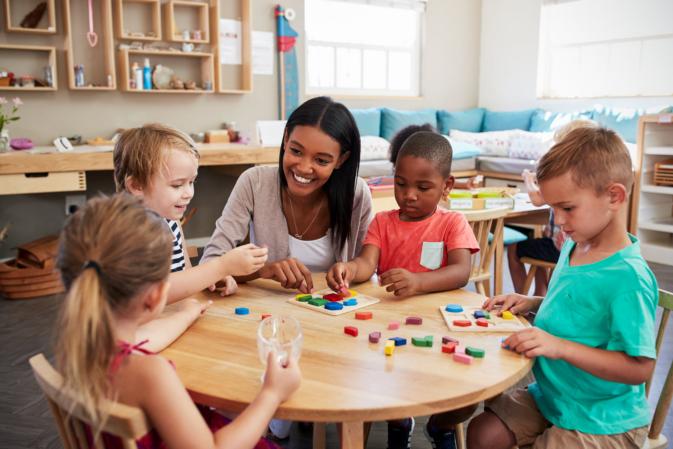 Children Collaborative Learning