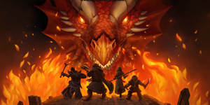 Pivot Point Dungeons & Dragons Group Activity